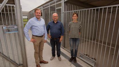 Opening dierenasiel uitgesteld