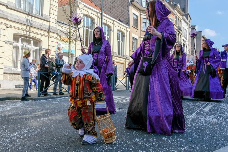 Carnaval in Schaarbeek