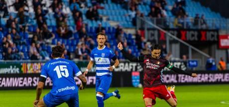 Feyenoord verloor thuis al 33 jaar niet van PEC, PSV heeft tegen AZ iets recht te zetten