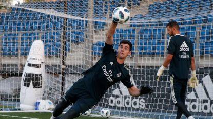 LIVE (21u). Ook geen plaats op de bank voor Courtois, Lopetegui houdt Modric uit de basis voor Madrileense clash in Europese Supercup