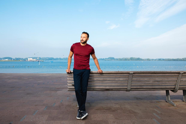 De Marokkaans-Nederlandse acteur Nasrdin Dchar (41) moest vanwege corona zijn hele agenda leegruimen.