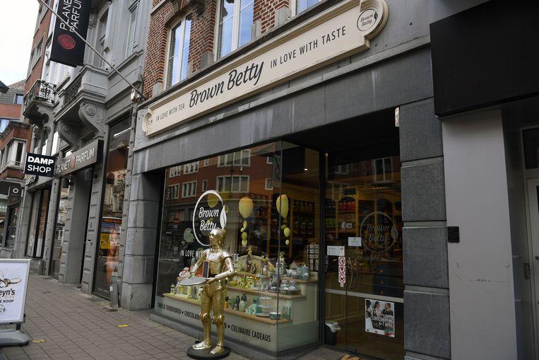 Weyns' Honing sluit na 40 jaar de deuren maar maakt meteen een doorstart bij Brown Betty.
