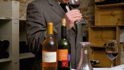 Masterclass Belgische wijnen bij KWB Wichelen met Gido Van Imschoot