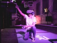 Club Shelter omgetoverd tot virtualreality-park