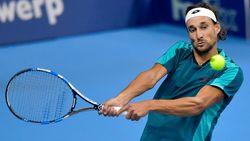 Geen finale voor Bemelmans in Antwerpen, Tsonga in twee sets te sterk