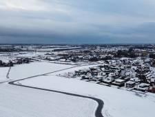 Op de valreep toch nog winterse plaatjes boven Oosterhout
