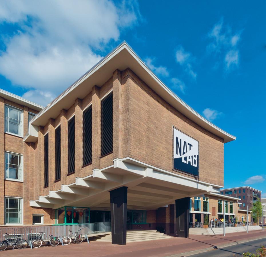 Het Natlab in Eindhoven, een van de ondertekenaars van het manifest.
