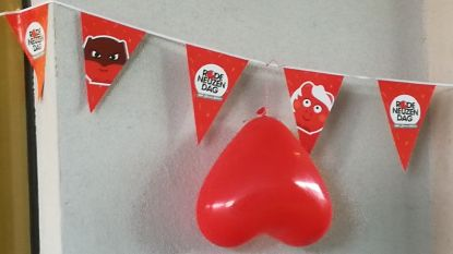 GBS Toverveld organiseert acties voor Rode Neuzen Dag en het Kinderkankerfonds