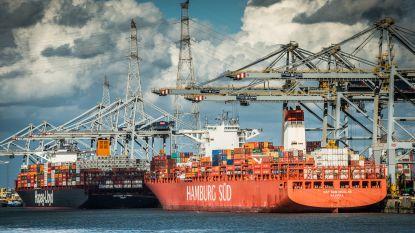 """Opnieuw protest tegen hervormingen Homans: """"Havens gaan vandaag helemaal plat"""""""