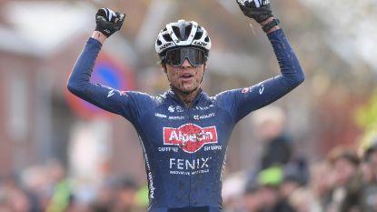 """Alvarado wint in Gullegem na sprint tegen Kastelijn: """"Had een felle strijd wel verwacht"""""""