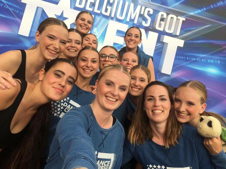 J+ Dance Crew uit Assebroek.