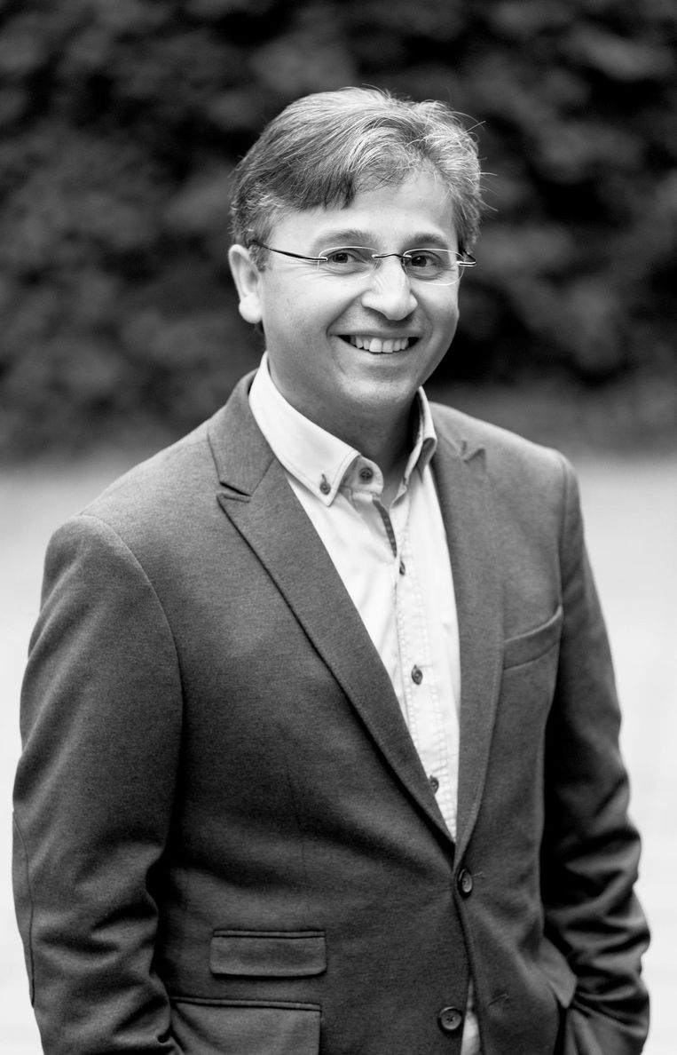 Gürkan Çelik. Turkijespecialist en auteur van 'Turkey in transition: the dynamics of domestic and foreign politics'. Beeld