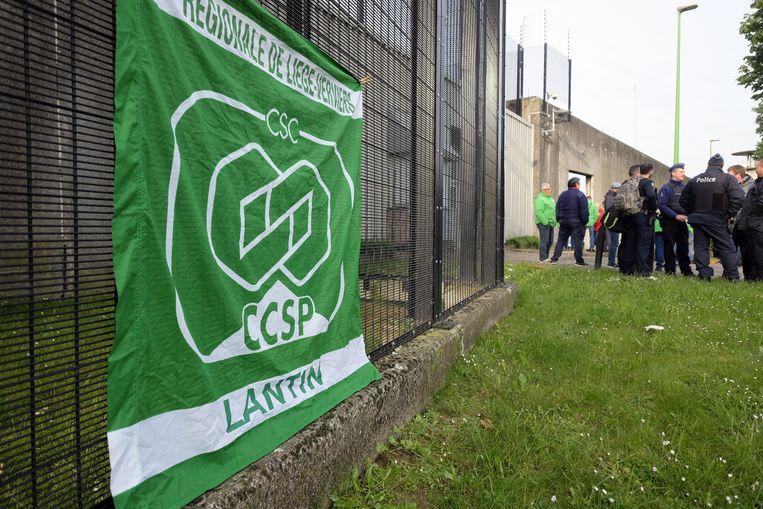 Gevangenis van Lantin in Luik.