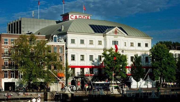 Het Lachspierbal vindt plaats in Carré Beeld Robin Utrecht/ANP