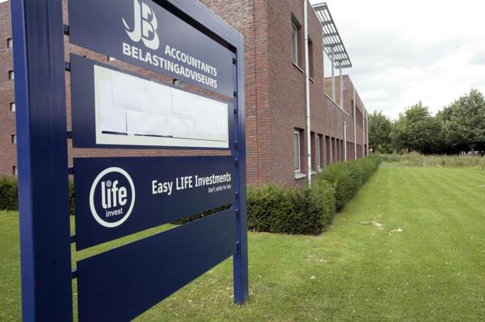Het toenmalige kantoor van Easy Life in Helmond