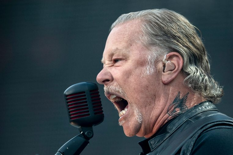 Metallica-frontman James Hetfield