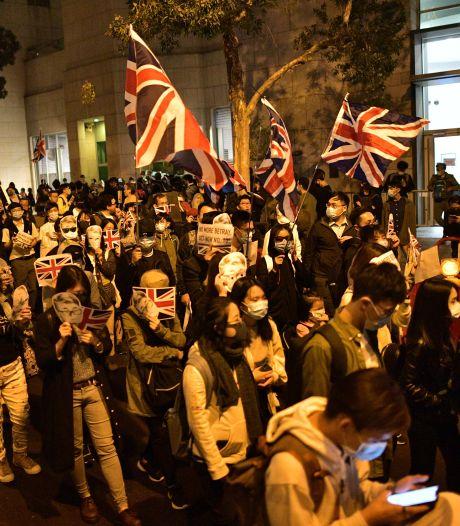 Betogers na periode van rust weer terug in centrum van Hongkong