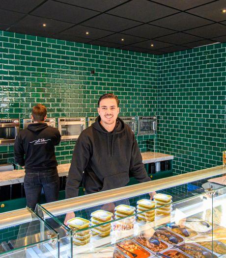 Nieuwe afhaalzaak Le Toko in Zevenbergen is open