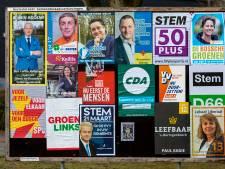 Sneue foto's, holle frases: zijn verkiezingsaffiches nog van deze tijd?