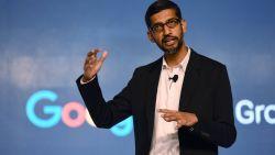 """Google-oprichters zetten stap opzij in moederbedrijf Alphabet voor Sundar Pichai (47): """"Als kind sliep ik op de grond"""""""