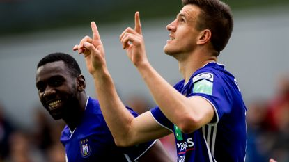 VIDEO. Anderlecht kan niet winnen tegen Antwerp