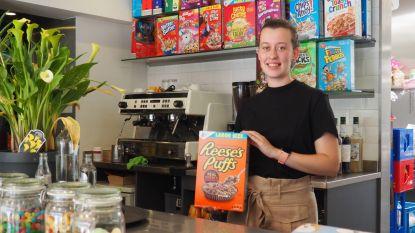 """Laura opent eerste ontbijtgranenbar Flakes & Shakes: """"Cornflakes komen vanuit de hele wereld"""""""