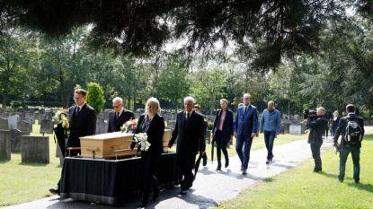 Onbekende dode vrouw begraven in Terneuzen