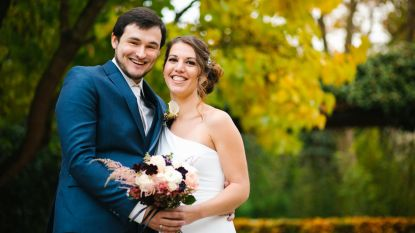 FEEST: Evelien en Nicolas uit 'Blind Getrouwd' verwachten een kindje
