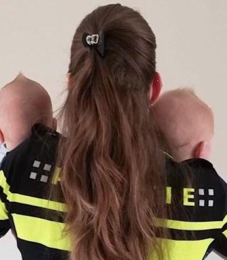 Indringende oproep van agente (die ook moeder van jonge tweeling is): Wees altijd eerlijk over coronaklachten