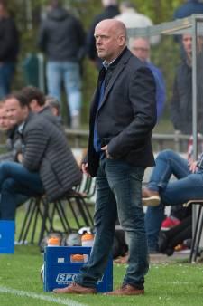 Trainer De Kruif per direct weg bij Germania