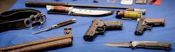 De gemeente gaat een wapeninleveractie organiseren, te beginnen in Zuidoost.
