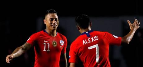 Copa America: le récital du Chili