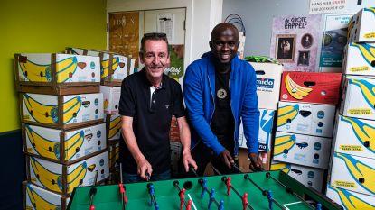 """Gambiaanse voetbalscout verblijft achttien dagen in Eksel: """"Hopelijk kunnen onze talenten hier ontbolsteren"""""""