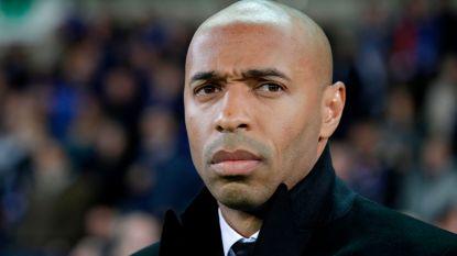Football Talk. Olivier Renard haalt Thierry Henry naar Canada als coach van Montréal Impact