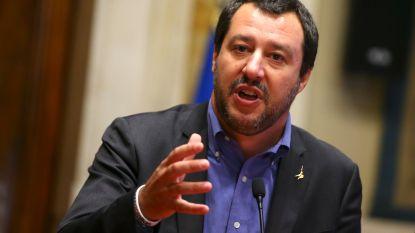 """Matteo Salvini is niet uit op ruzie met andere EU-ministers: """"Wees gerust, we zijn elegant en democratisch"""""""