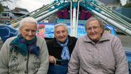 Zussen Van Gorp staan samen 168 jaar op Millegem kermis