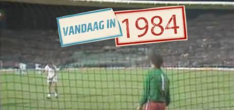 De 'spaghettibenen' van Liverpool-doelman Bruce Grobbelaar