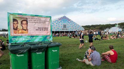Op Pukkelpop betaal je voortaan afvalwaarborg en alleen Camping Relax is nog gratis
