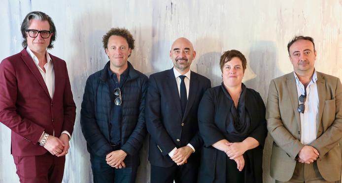 De juryleden van de Wolvecampprijs hebben drie schilders genomineerd.