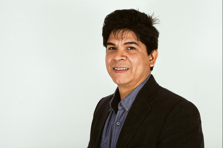 Jorge Castillo Guerra. Beeld