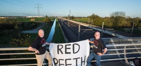 Protest tegen Railterminal groeit