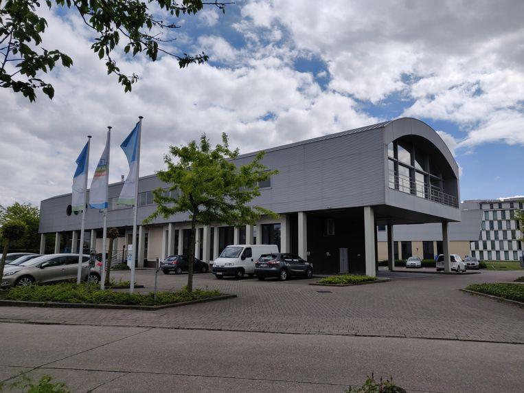 Het nieuwe administratieve gebouw van AZ Turnhout.