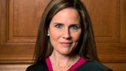 """""""Trump zal rechter Amy Coney Barrett nomineren voor Hooggerechtshof"""""""