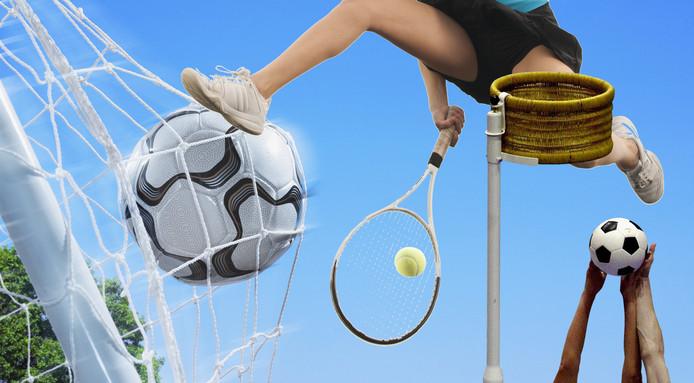 In Erp wordt gedroomd over een gezamenlijk sportpark, waar sportclubs nauwer samenwerken.