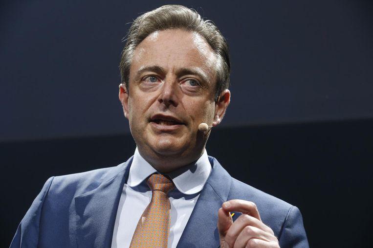 """Bart De Wever had het in de Burgemeestermarathon van Radio 2 over een """"feitelijke apartheid"""" in de stad."""