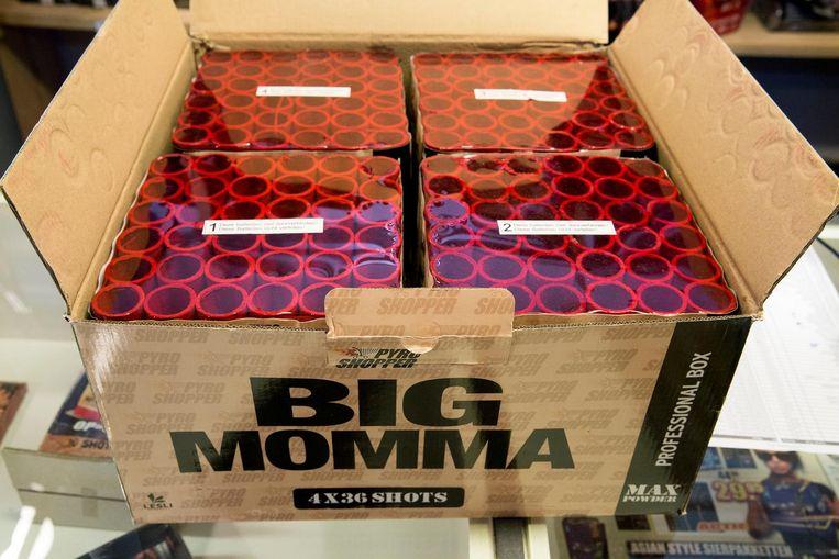 Big Momma Beeld Arie Kievit