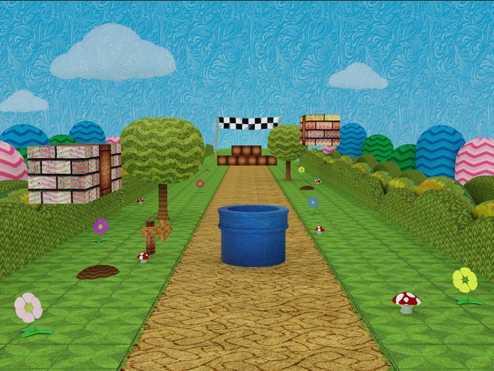 Super Mario was als computerspel populair in de tweede helft van de jaren tachtig van de vorige eeuw.