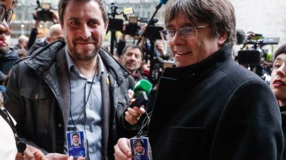 Europees Parlement erkent Catalaanse verkozenen, onder wie Puigdemont, als Europarlementsleden