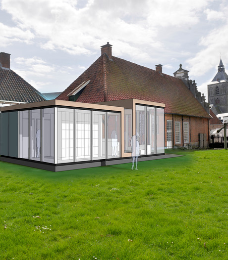 Oldenzaals museum Palthe Huis krijgt snel nieuw gezicht