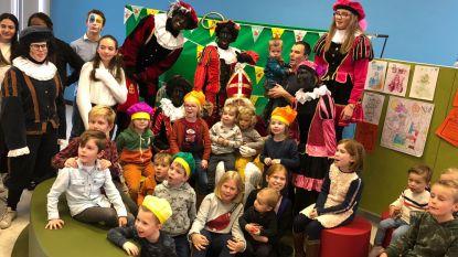 Leerlingen organiseren Sinterklaasfeest voor leerkrachten en hun kinderen